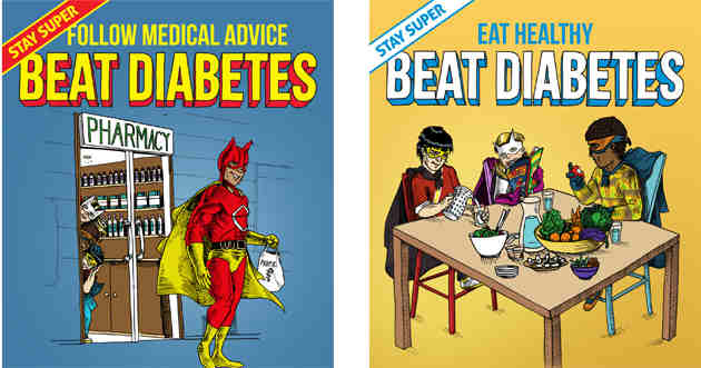 world health day posters 2016