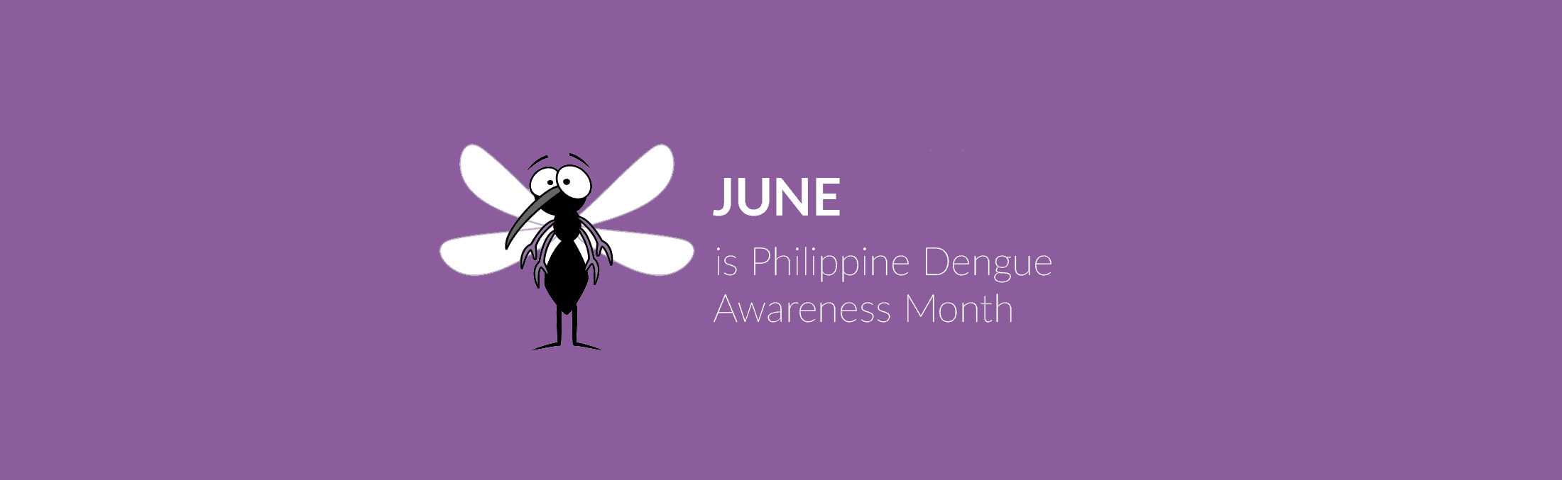 SeriousMD Dengue Awareness Month Philippines