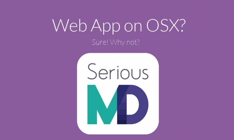 SeriousMD Doctors OSX