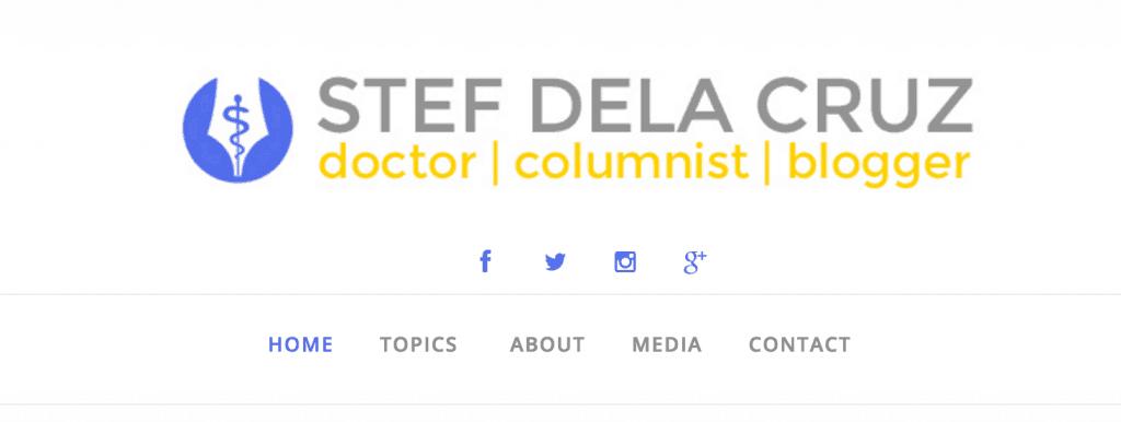 Stef Dela Cruz