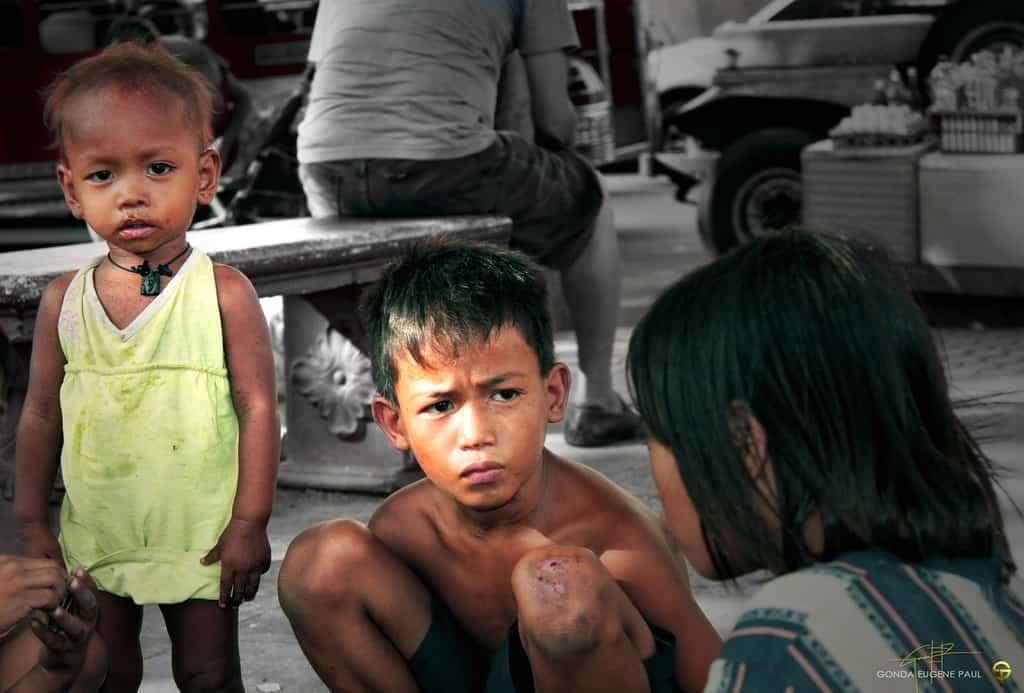 philippine street children