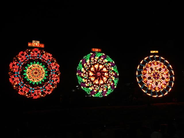 San Fernando lantern festival