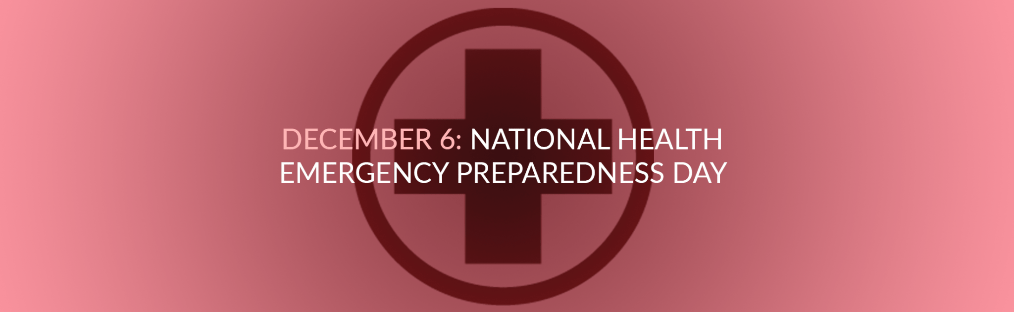philippine national health emergency preparedness day banner