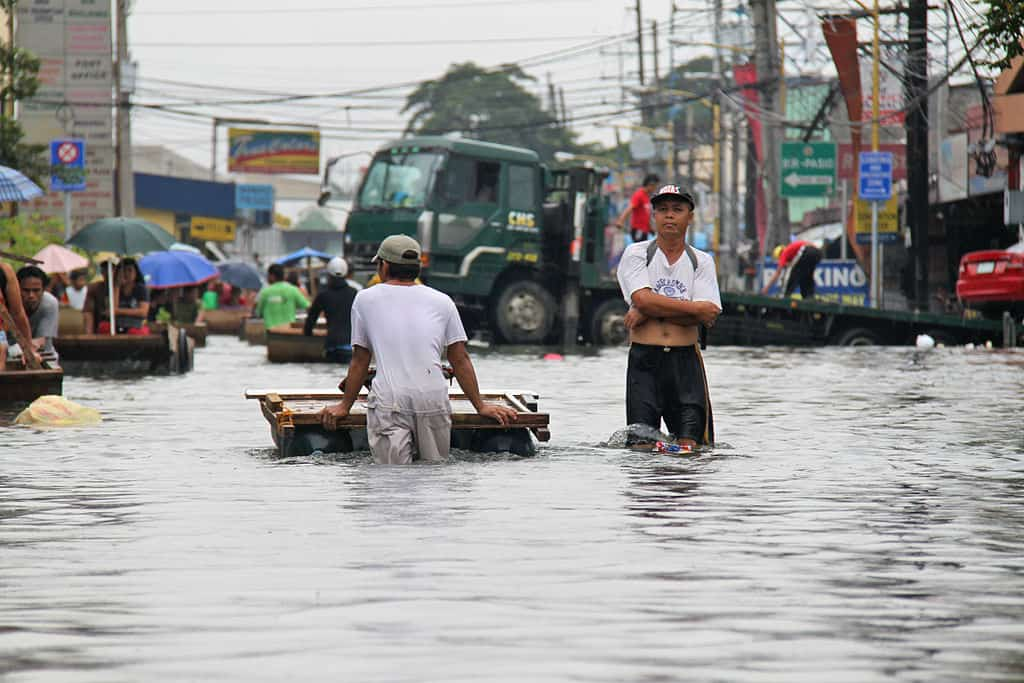 Typhoon Ondoy claimed drowning fatalities when it devastated us in 2009.