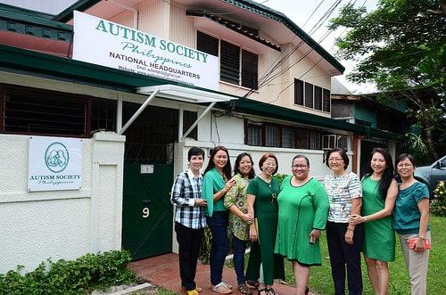 Autism society Philippines trustees HQ