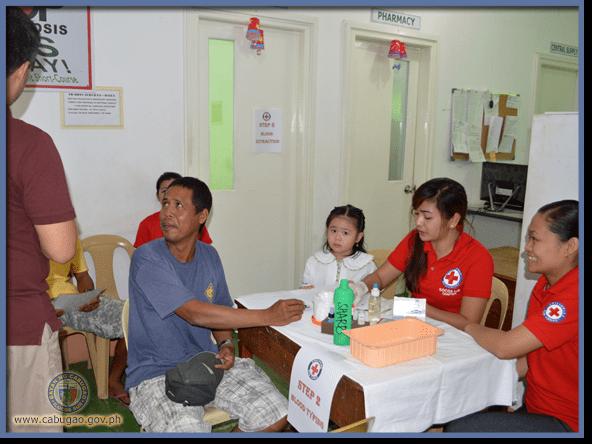 Cabugao Philhealth checkup