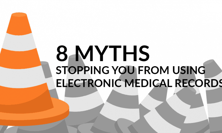 8 myths against ehrs