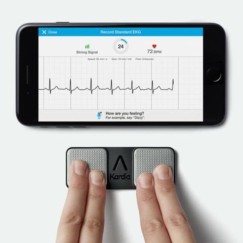 AliveCor kardia mobile