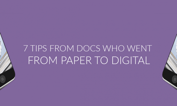 docs tips paper to digital
