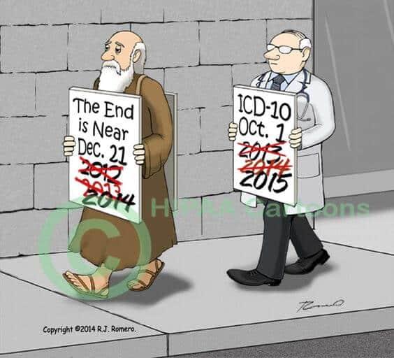 ICD10 Joke