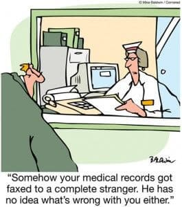 Paper Records Joke
