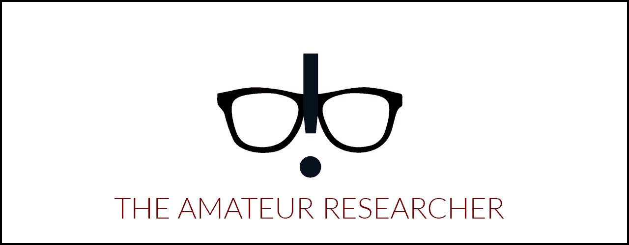 Amateur researcher patient icon