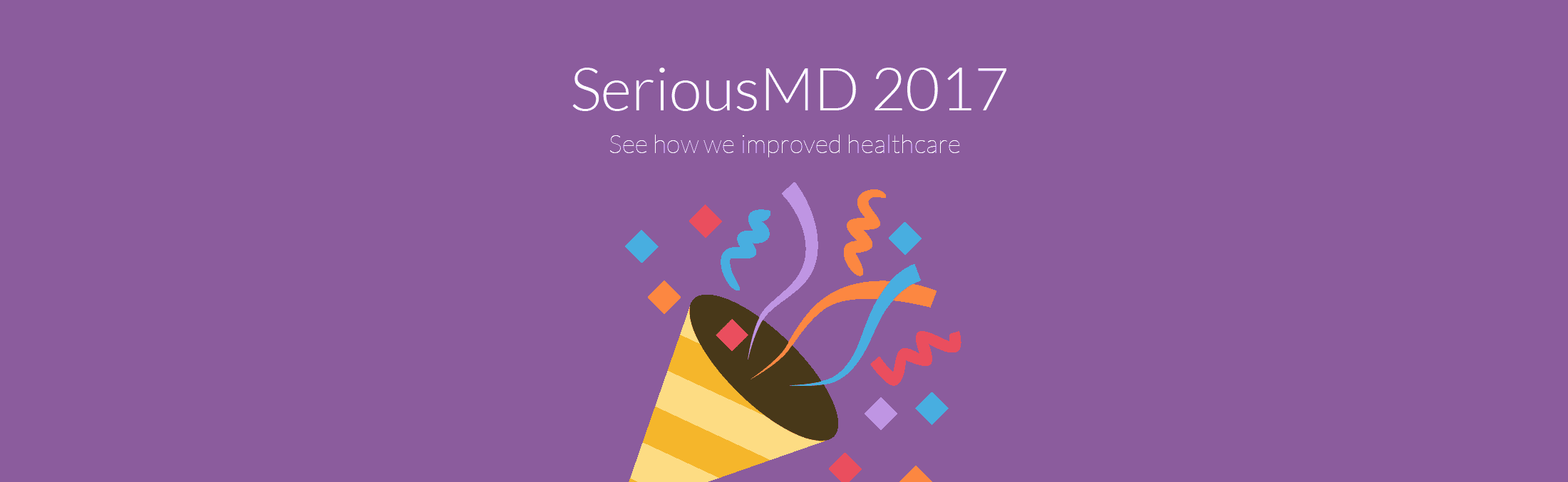 SeriousMD 2017 to 2018