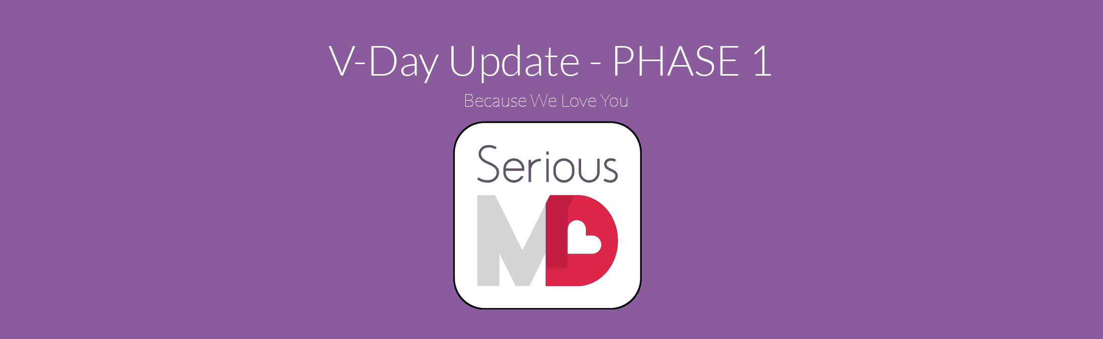 SeriousMD InPatient Release