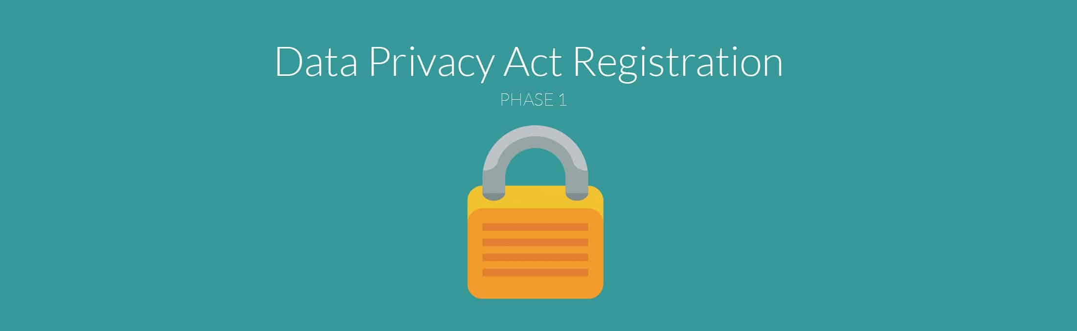 National Privacy Commission (NPC) Data Privacy Act (DPA) Registration for Doctors in the Philippines Phase 1