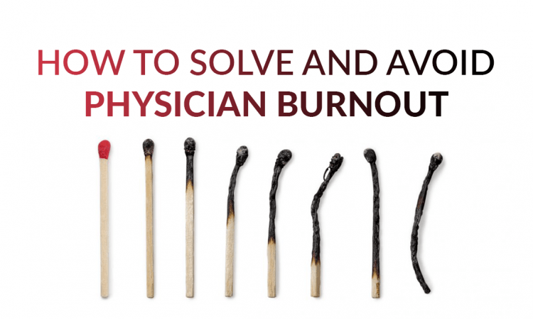 how to avoid physician burnout