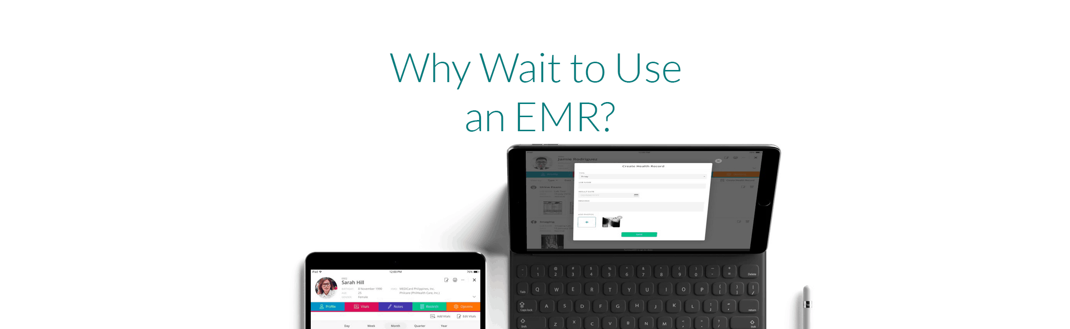 SeriousMD Use EMR NOW