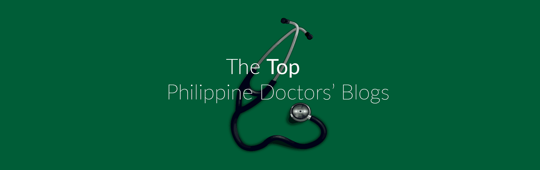 philippine doctor blogs
