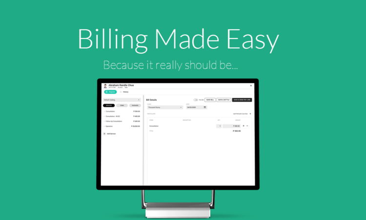 seriousmd billing online charging patients credit card