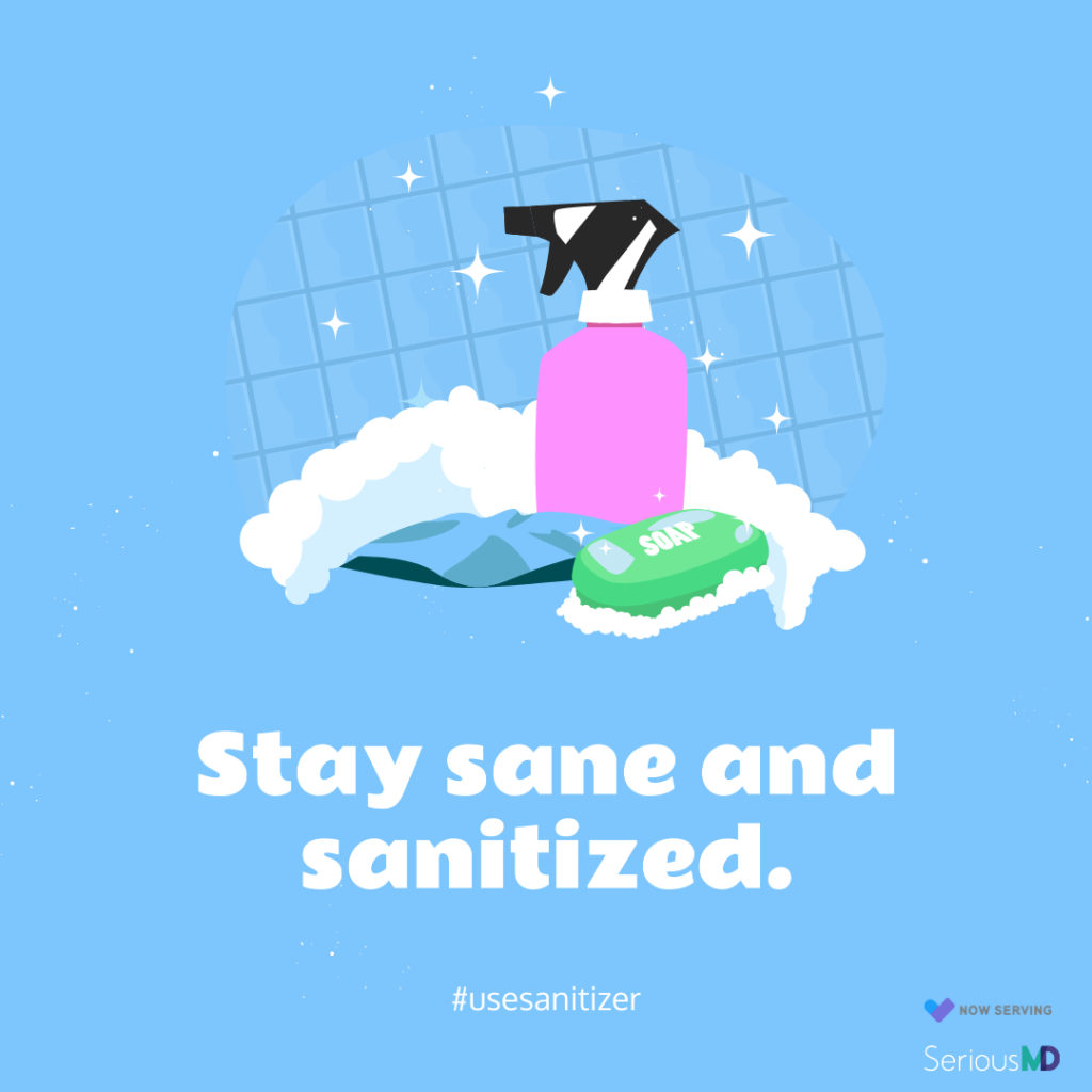 sane sanitized