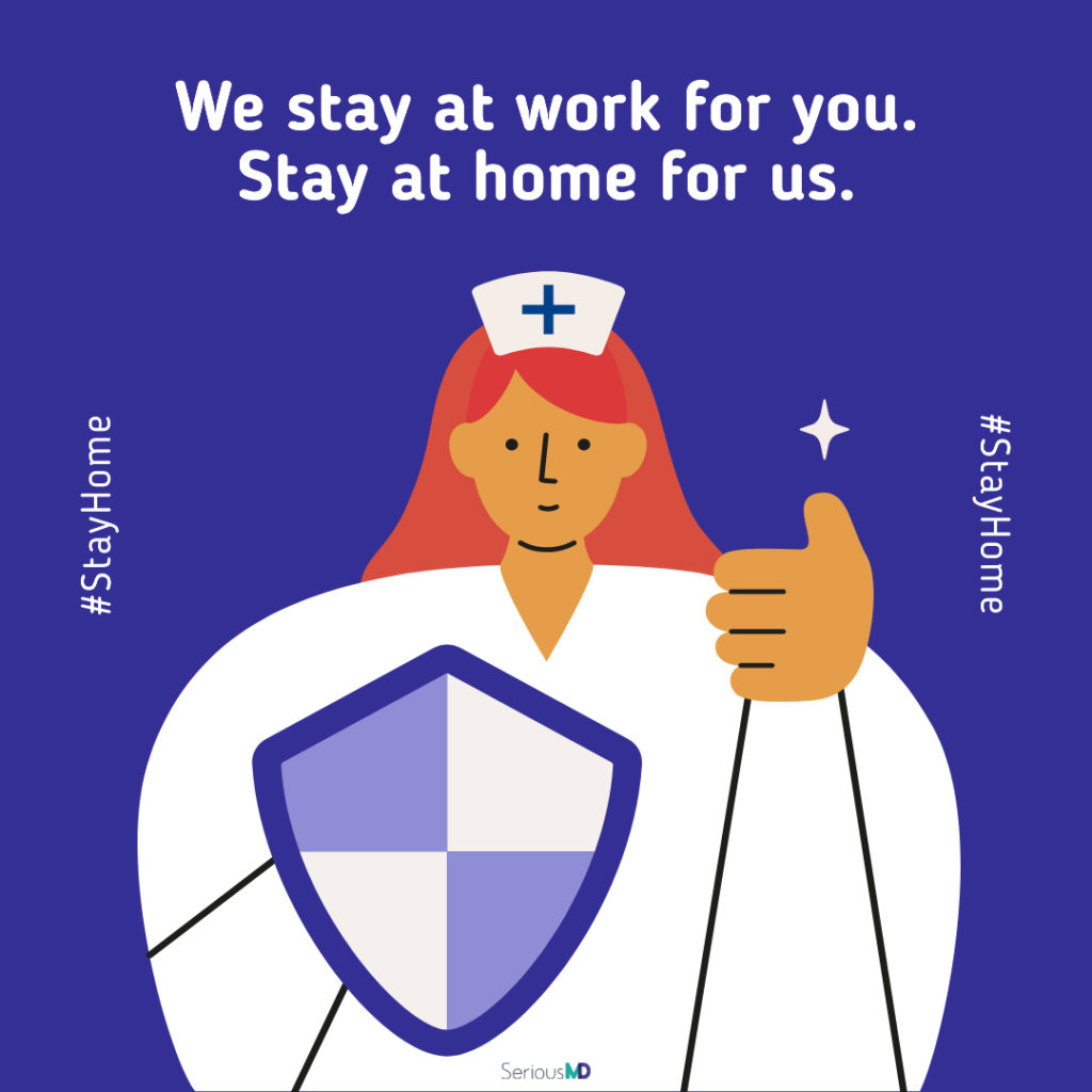stay home quarantine