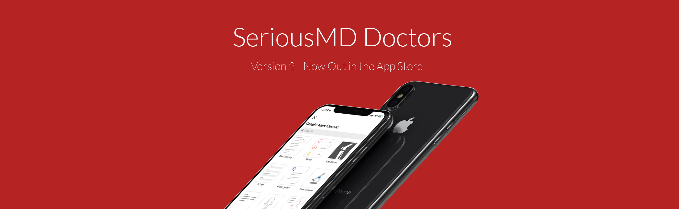 SeriousMD Doctors Version 2