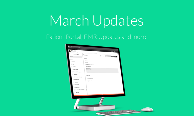 march seriousmd updates